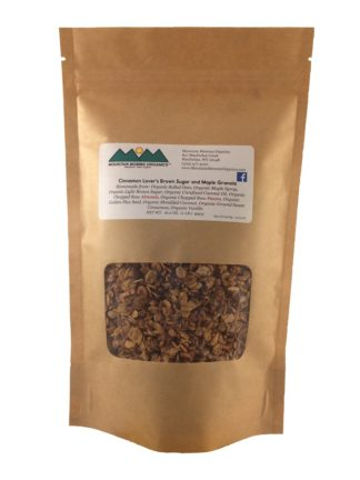 Cinnamon Lovers Granola Cereal