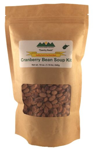Cranberry Bean Soup Kit