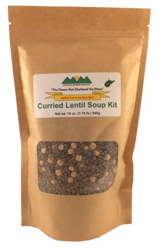 Curried Lentil Soup Kit