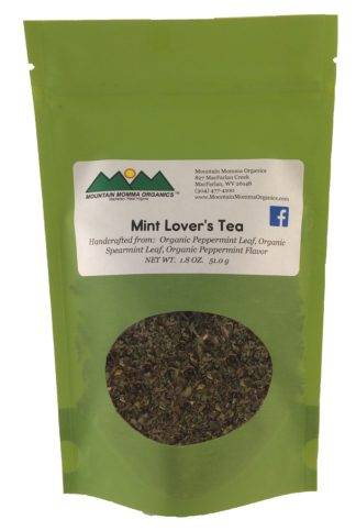 MintLovers Herbal Tea