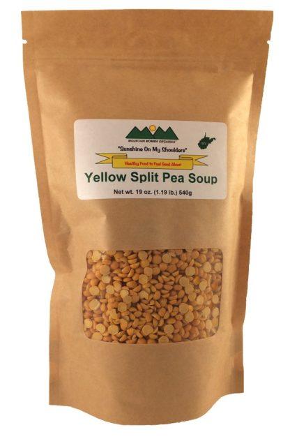 Yellow Split Pea Soup Kit