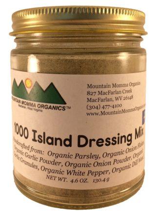 1000 Isalnd Dressing Mix(4.6 oz.) 1024