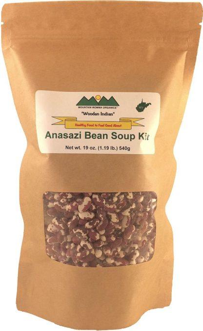 Anasazi Bean Soup Kit