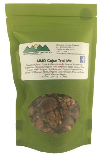 CajunTrail Mix