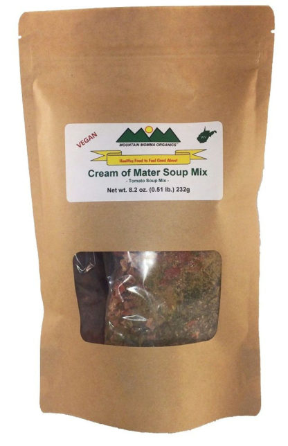 Cream of Mater Tomato Soup Mix