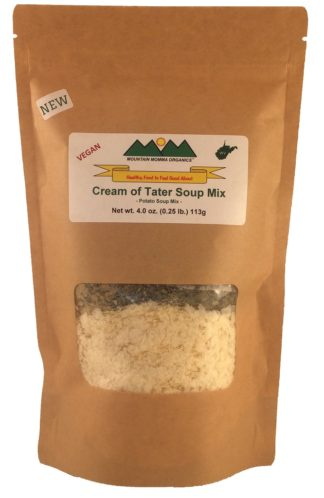 Cream of Tater Soup Mix