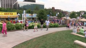 Roanoke Festival in the Park